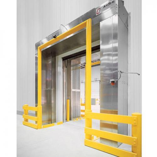 ASI-Marathon High Speed Roll-up Doors Installation