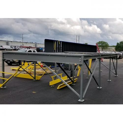Auto Inspection Platform Installation 02