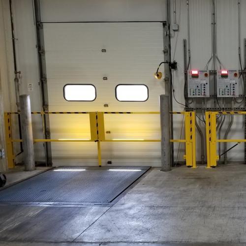 Brewster Cheese TLH Safety Gates Installation 1