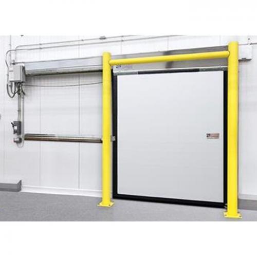 Enviro Break-Away Cold Storage Doors Installation