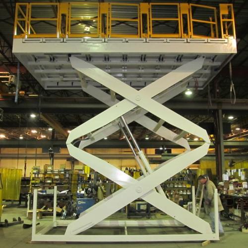 Mitsubishi Lift Installation