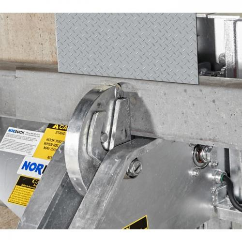 NO-PINCH™ Auxillary Lock System Installation